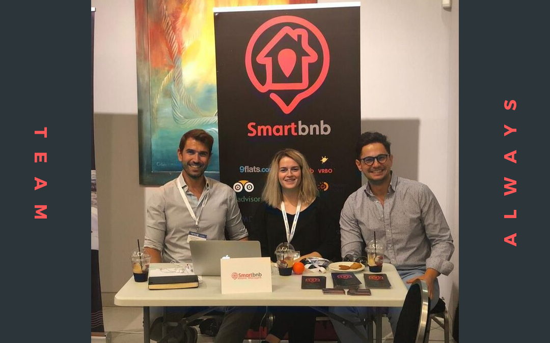Smartbnb @ Skywalker Job festival 2019